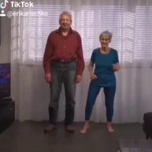 81-годишна германка стана фитнес звезда в социалните мрежи