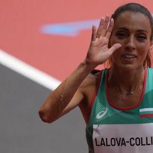Лалова: Щастлива съм, че успях да стигна до тази толкова трудна Олимпиада