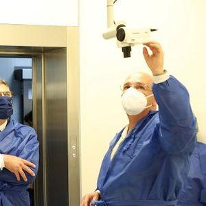 ВМА вече е с операционен център на световно ниво (СНИМКИ)