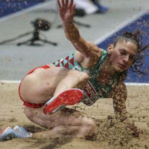 Габриела Петрова покри норматива в тройния скок за Олимпиадата