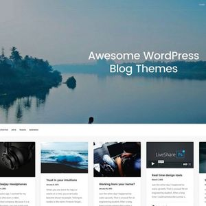 20 најдобри WordPress теми за личен блог