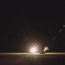 Вижте кадри от учението край Шабла на 8 юни, когато падна МиГ-29 в Черно море
