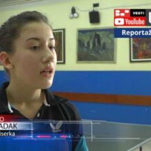 Sara Radak iz Čelareva krči put ka evropskom vrhu