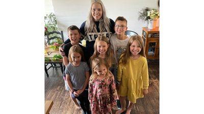 Майка на 6 деца свали 75 кг за година