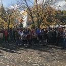 """Текстилните работнички протестираа пред """"Астибо"""""""