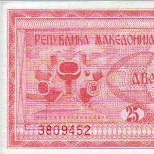 Македонски банкноти низ годините