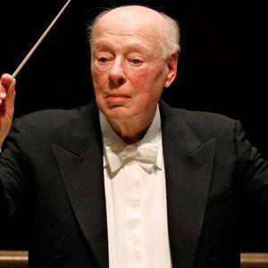 Revered conductor Bernard Haitink dies aged 92