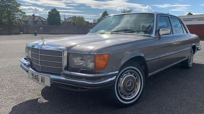 Bono's Mercedes-Benz 450 SEL set to go under the hammer at auction