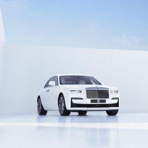 New Rolls-Royce Ghost breaks cover