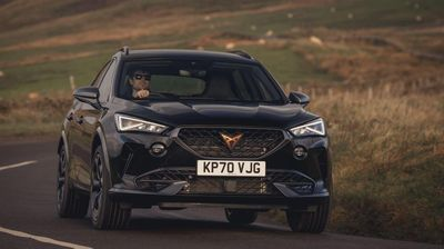 Cupra's Formentor shows what the brand can really do