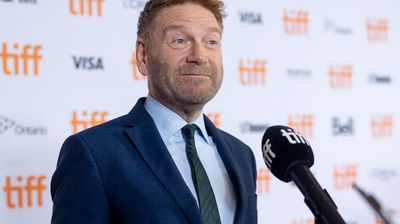 Branagh delves into childhood troubles with Oscar-tipped 'Belfast'