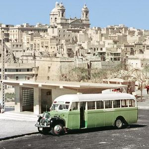 Birth, death and revival: Maltese bus remembered