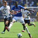 Inter's 100 percent start ends with Sampdoria draw