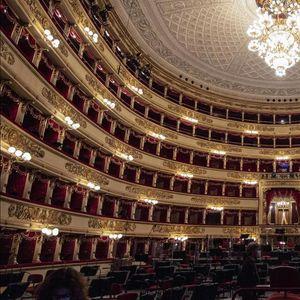 'Tears of joy': Milan's La Scala opera house reopens to public