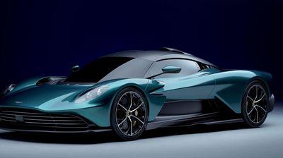 New Aston Martin Valhalla brings 937bhp of hybrid power