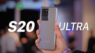 Прво тестирање на камерите на Galaxy S20 Ultra