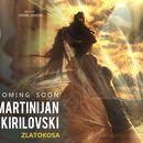 """Мартинијан ја промовираше """"Златокоса"""" (ВИДЕО)"""