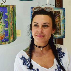 Яна Илиева - пловдивчанката, която пирува с цветове