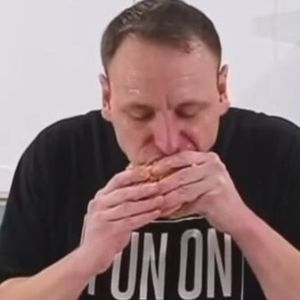 Next level 'cheat day' sets world record