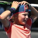 Lleyton Hewitt's son is growing up fast