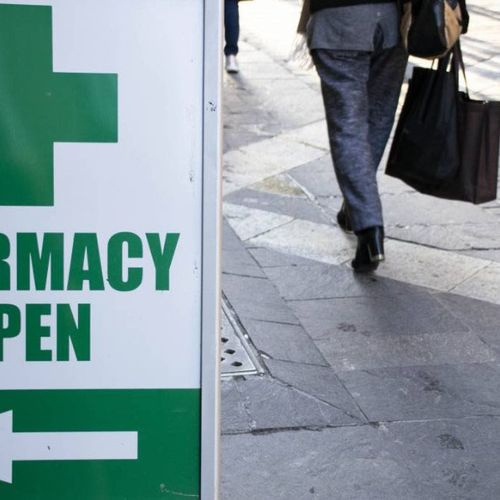 Pharmacies open on Sunday 20th September 2020