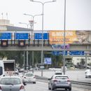 Covid-19 measures resulted in 50% decrease in traffic counts in April 2020