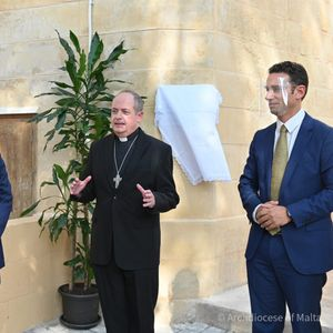 Balzan Parish Church restored through EU funds, public donations