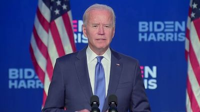 Recount confirms Biden's victory in Georgia's state