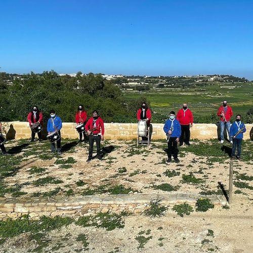 Watch: Mosta Scout Band performs 'L-Aħħar Bidwi f'Wied il-Għasel'