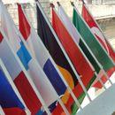 Watch: Ħamrun football fan displays flags on façade