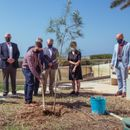 Watch: Tree planting to celebrate Queen's birthday and Duke of Edinburgh's legacy
