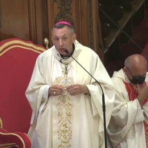 Watch: Gabriel Vella ordained deacon in Gozo