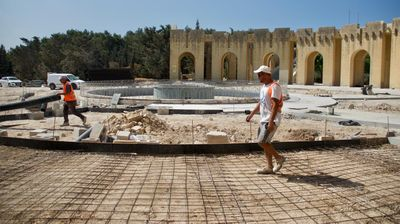 Facelift for Ta' Qali national park and concert area