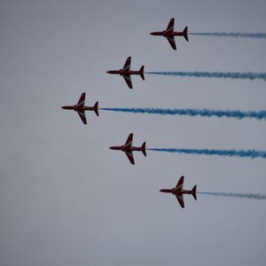 Second airshow day in photos