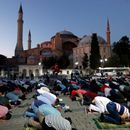 First Muslim Prayers to Be Performed in Hagia Sophia on July 24, Erdogan Says