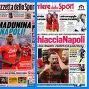 Buongiorno Italia: Borba za skudeto se već svela na tri slova - Napoli, Milan i Inter