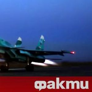 Су-34 унищожи враг в стратосферата
