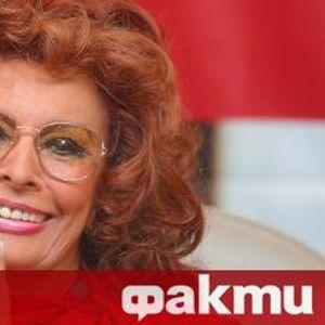 86-годишната София Лорен се завръща на екрана