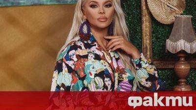 Деси Слава се похвали с нови продуценти (СНИМКА)