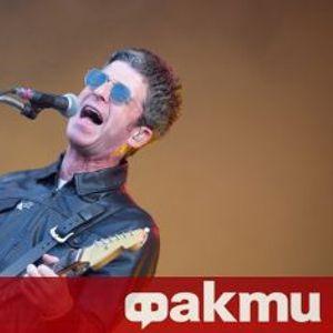 Ноел Галахър оглави британската класация за албуми