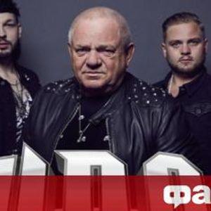 Хеви метъл легенди забиват в Пловдив на 18 септември