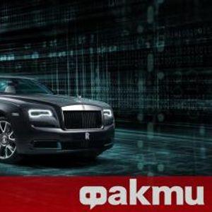 Тайно съобщение до бъдещите собственици на Rolls-Royce Wraith