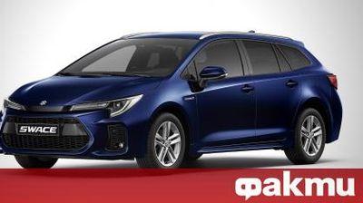 Комбито на Toyota Corolla се превърна в Suzuki