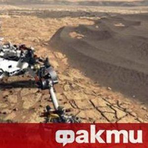 Проби от марсианска почва се подготвят за пътуване до Земята