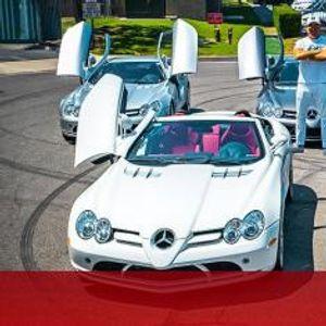 Крупен бизнесмен купи пет Mercedes-а SLR McLaren наведнъж