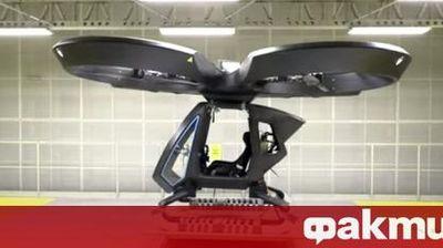 Представиха първият турски летящ автомобил
