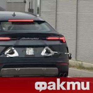 Защо Lamborghini тества Urus с прикрепени микрофони в задната част?