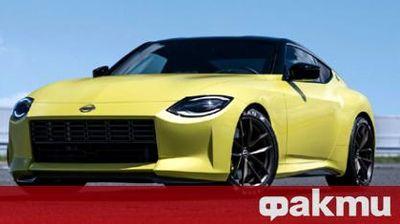 Nissan показа новия Z