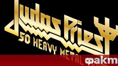"""И """"Judas Priest"""" отлагат турнето си"""