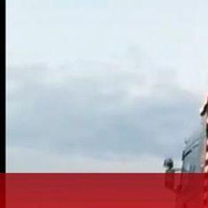 В деня на кървавата катастрофа на АМ Тракия: ТИР изпреварва в аварийната лента с бясна скорост